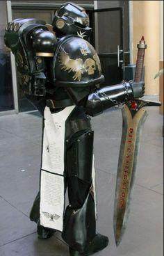 Warhammer 40k - Black Templar?