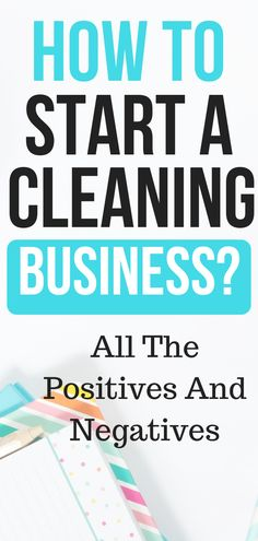 Things to consider when thinking how to start a cleaning business include deciding what type of cleaning company to start and who your customers are. House Cleaning Jobs, House Cleaning Company, Cleaning Services Company, Cleaning Companies, Cleaning Business, Cleaning Hacks, Business Planning, Business Tips, Cleaning Equipment