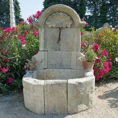 Fountain, Waterfall, Creations, Outdoor Decor, Garden Ideas, Home Decor, France, Unique, Gardens