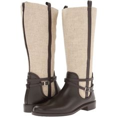 Dirty Laundry Rizal (Natural/Brown) Women's Boots ($22) ❤ liked on Polyvore featuring shoes, boots, tan, small heel shoes, small heel boots, back zipper boots, tan boots and low heel boots