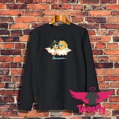Duo Angels Fiorucci Sweatshirt Ready For Men and Women  sweatshirt  tees   teeshirts   01fdd1e336a