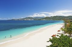 Grenada Beach.  The Grenadines