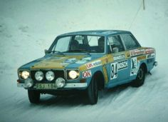 142 snow rally - Volvo 142 (1966–1974) Maintenance/restoration of old/vintage vehicles: the material for new cogs/casters/gears/pads could be cast polyamide which I (Cast polyamide) can produce. My contact: tatjana.alic@windowslive.com