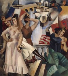 The Dance, 1922, André Lhote. French (1885 - 1962)