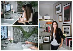Office dos sonhos! #homeoffice #office #decor #fashion #casadasamigas