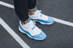c26464479d1e91 Release Reminder  Air Jordan 11 Low Columbia (2017) Jordan Basketball  Shoes