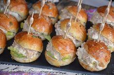 Salmon recipes 766878642779406903 - mini burger froid au thon Source by Salmon Recipes, Meat Recipes, Snack Recipes, Snacks, Meat Meals, Vegetarian Recipes, Tapas, Pan Bagnat, Mini Hamburgers