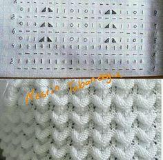 Объемный узор спицами. Схема вязания (УЗОРЫ СПИЦАМИ) | Журнал Вдохновение Рукодельницы