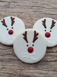 Resultado de imagem para biscoitos decorados natal