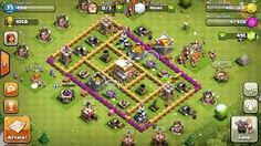 clash of clans modded apk 6.186.3 unlimited gems download