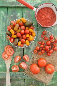 'n Goeie tamatiesous Pasta, Vegetables, Food, Essen, Vegetable Recipes, Meals, Yemek, Veggies, Eten