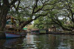 https://flic.kr/p/efZehA | ferries travel the backwaters of Kerala, India | ferries travel the backwaters of Kerala, India