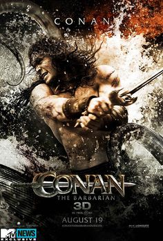 Conan the Barbarian (2011), Always like a little peace and quiet...