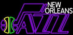 Jazz New Orleans Neon Sign