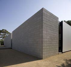 stack bond concrete block - Google Search