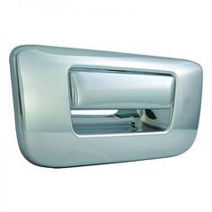 CCITGH65502B Tailgate Handle Cover w/o Keyhole  2007-2013 Chevrolet Silverado 1500/ 2007-2014 Silverado 2500-3500