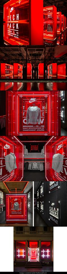 #NIKE #retaildesign - created via http://pinthemall.net