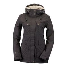 OH MY TWEED Ride Snowboards Women's Secret Jacket - FREE SHIPPING at Altrec.com