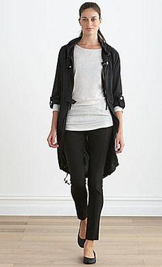 Trenery Winter 2011 loungewear outfit (details below)