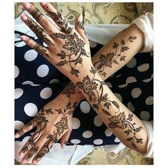 Henna Hand Designs, Mehndi Designs Finger, Modern Henna Designs, Henna Tattoo Designs Simple, Mehndi Designs For Kids, Floral Henna Designs, Mehndi Designs Feet, Stylish Mehndi Designs, Mehndi Designs For Beginners