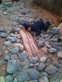 Bacon from the Earth...yummmmm!