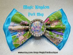 I came across these amazing Disney theme park bows that just add extra magic to your hair!!