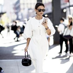 Best street style from New York Fashion Week — Day 6 Spring Summer Fashion, Spring Outfits, Trendy Outfits, Street Style, Cool Street Fashion, Fashion Week, New York Fashion, Women's Fashion, Nyfw Style