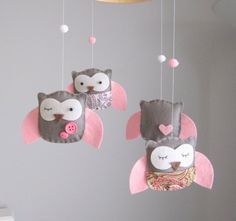 Flying owls :)