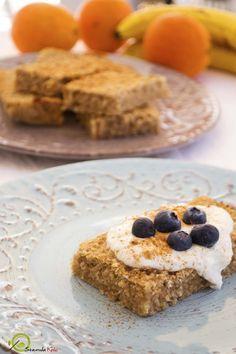 μπαρες βρωμης Sweet Corner, Banana Bread, French Toast, Pie, Healthy Recipes, Cookies, Breakfast, Desserts, Food