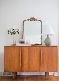 styling a credenza