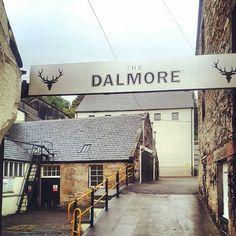 The Dalmore Distillery Visitor Experience in Dalmore