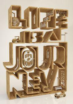 Duncan Sham, y sus gráficas ilustradas en 3D