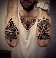 12 Cool Arm Tattoos for Men (6)