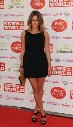 ca31157eee Caroline Flack - News Of The World Childrens Champions 2011 - 30 March 2011 Caroline  Flack