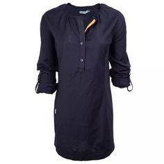 Icebreaker merino wool tunic shirt dress Button up sleeves , made of itch free merino wool Icebreaker Tops Tunics