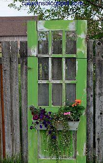Reusing Old Doors