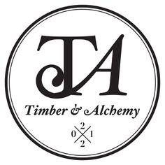 Timber & Alchemy (Logo Design) on the Behance Network