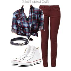 """Stiles Inspired Outfit"" by veterization on Polyvore"