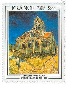 Postzegels uit Frankrijk
