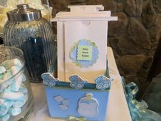 Bags for Candy Buffet