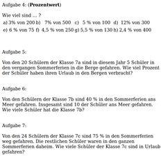 Terme und Gleichungen in Texten. Alle Aufgaben auf www.koonys.de ...