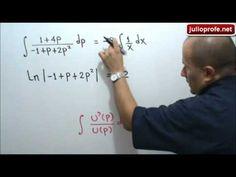 Solución de una Ecuación Diferencial Homogénea: Julio Rios explica cómo encontrar la solución general de una Ecuación Diferencial Homogénea.