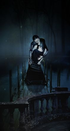 goth couples | Gothic Couple by GothicxBlackxTears