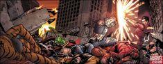 CINESCAPE | Blog | Primera imagen conceptual de 'Capitán América: Guerra Civil'