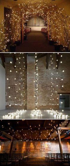15 Magical DIY String Lights