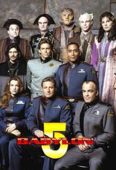 Cast of B5