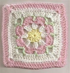 Just Peachy Blossom 6x6 by Donna Mason-Svara - free