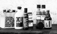 Madprodukter fra Nicolas Vahé (dødlækkert)
