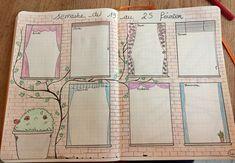 Bullet journal Page Borders Design, Border Design, Journal Paper, My Journal, Bullet Journal Layout, Bullet Journal Inspiration, Stick Wall Art, Organization Bullet Journal, Day Planners