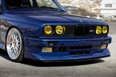 BMW E30 M3 by Hoonington, via Flickr